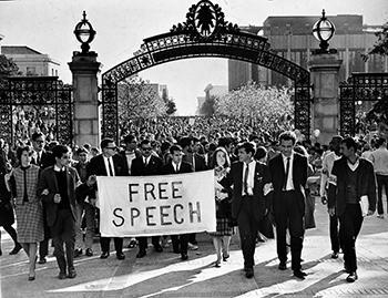 Freie Meinungsäußerung - hart erkämpft (Image src: isreview.org)